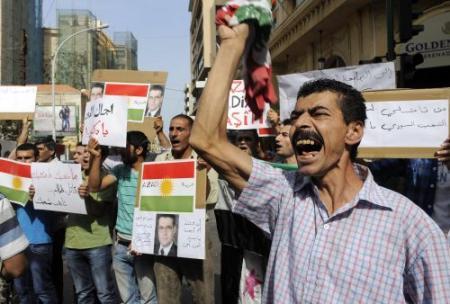 'Syrisch leger lijdt verliezen in Homs'