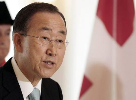 VN-chef roept op tot terughoudendheid Israël