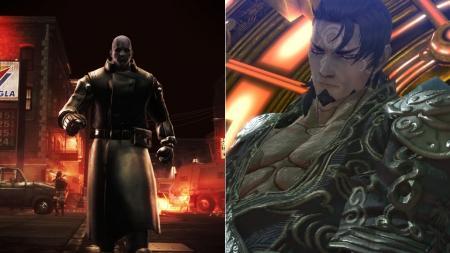Asuras Wrath-Resident Evil ORC