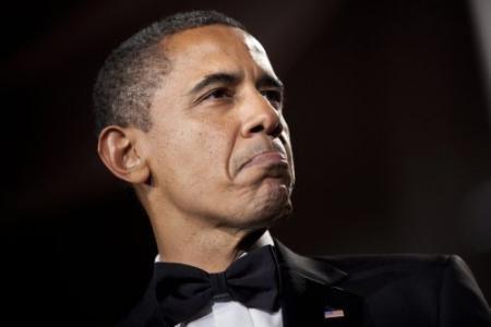 """Barack moet gedacht hebben: """"Not Bad!"""""""