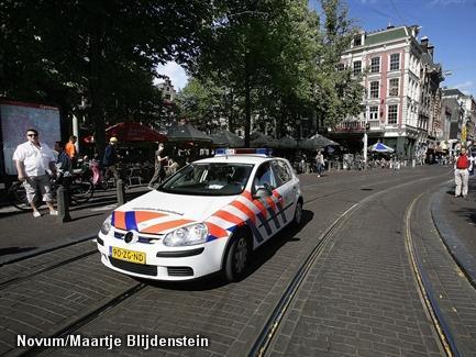 Minister en bonden bespreken Nationale Politie (Foto: Novum)