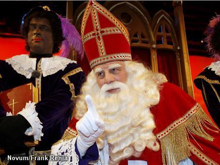 Bij Jumbo blijft Zwarte Piet zwart (Foto: Novum)