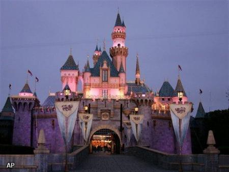 Disneyland en reclame goed voor winst Walt Disney (Novum)