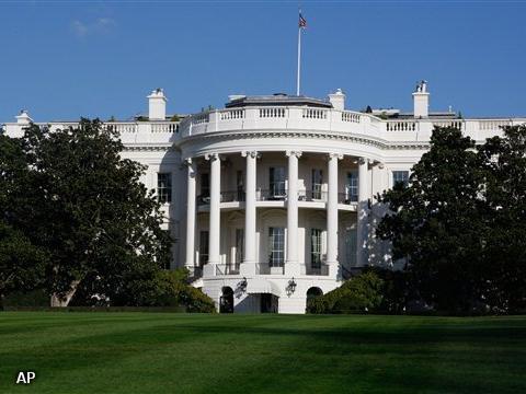 Perskamer Witte Huis korte tijd ontruimd (Foto: Novum)