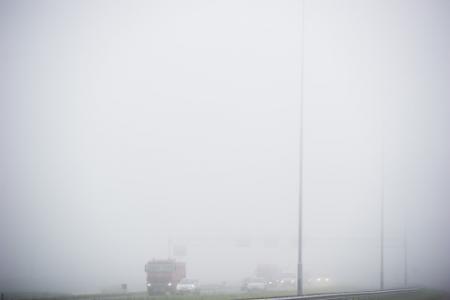 ANWB: noorden en oosten'potdicht' door mist
