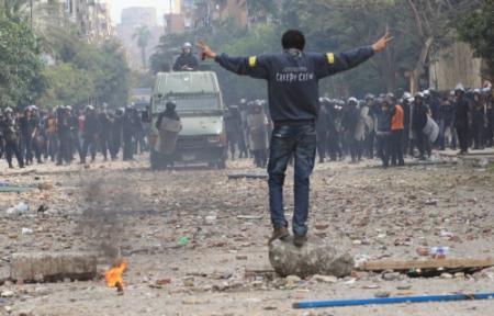 'Nieuw bewind Egypte soms erger dan Mubarak'