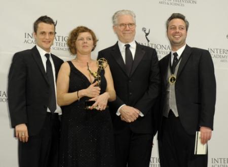 Emmy Award voor Benidorm Bastards