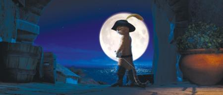 Puss in Boots: Puss tegen het maanlicht