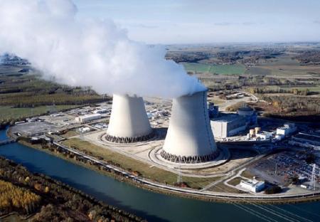 Greenpeace dringt Franse kerncentrale binnen
