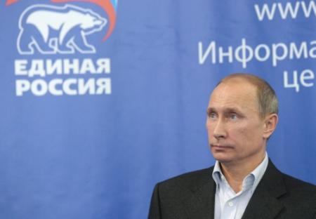 Partij Poetin behoudt meerderheid parlement