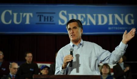Romney liet digitale data wissen