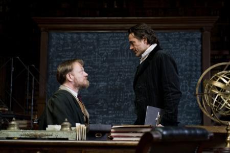 Sherlock Holmes: A Game of Shadows: Holmes en Moriarty