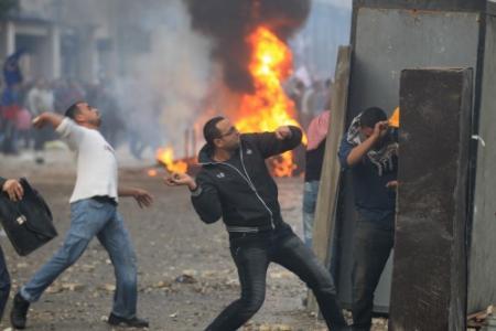 Doden en honderden gewonden in Caïro