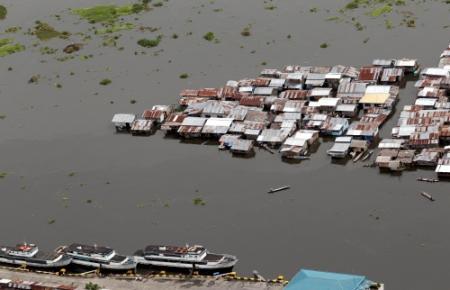 Dodental storm op Filipijnen loopt op