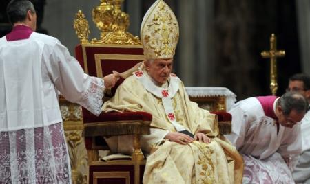 Paus: kijk verder dan de glitter van Kerstmis