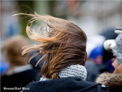 KNMI waarschuwt voor zware windstoten (Foto: Novum)