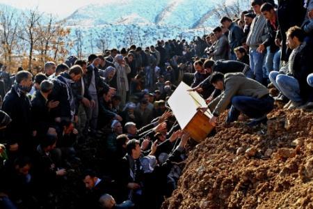 Turkije betaalt compensatie voor dode Koerden