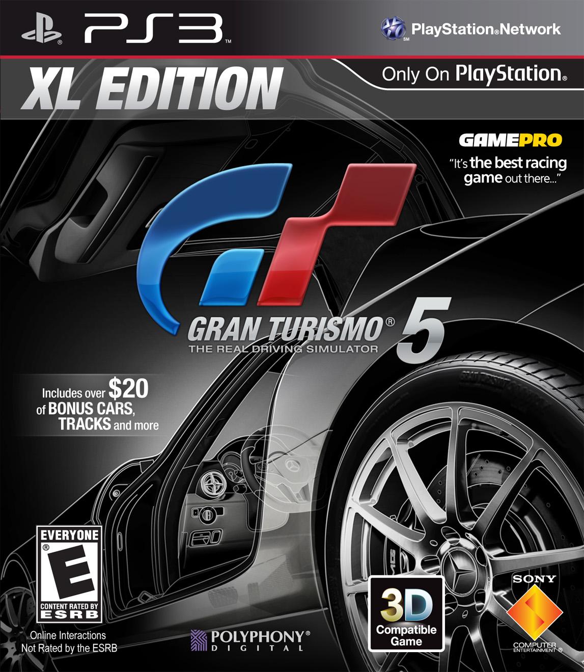 GT 5 XL