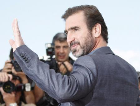 Presidentscampagne Cantona blijkt stunt