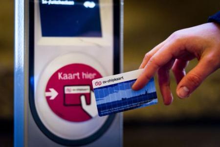TLS compenseert storing ov-chipkaart