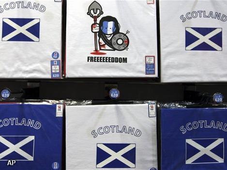 Schotland: 'nieuw referendum onafhankelijkheid'
