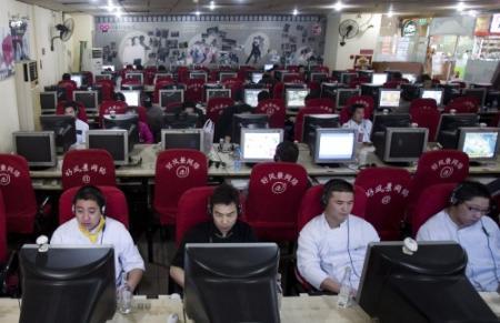 China telt meer dan half miljard internetters
