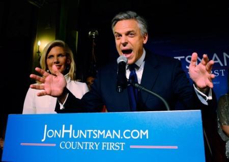 Huntsman uit race naar presidentschap VS