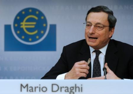 Draghi: situatie eurozone zeer ernstig