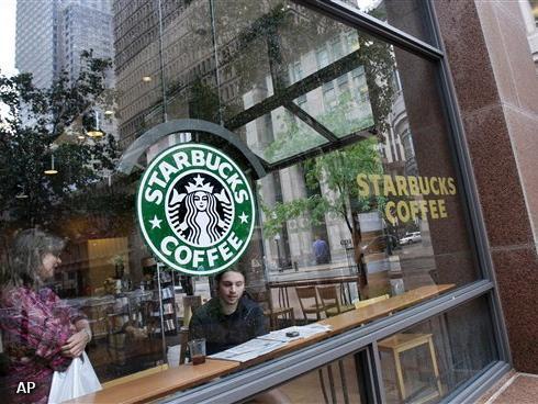 Starbucks boekt meer omzet (Foto: Novum)