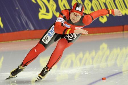 FOK nl / Specials / Foto's: WK sprint Dag 1