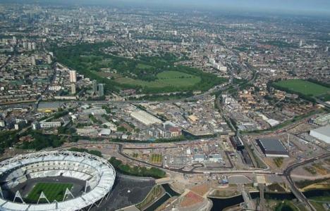 [OS 2012] Olympic Park, hart van de Spelen