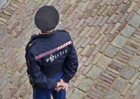 Zoektocht naar vermiste agent gestaakt