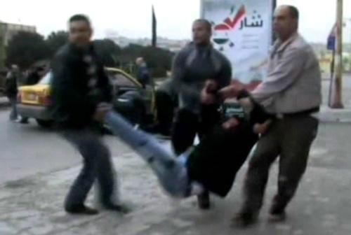 'Ruim 200 doden door geweld in Homs in Syrië'
