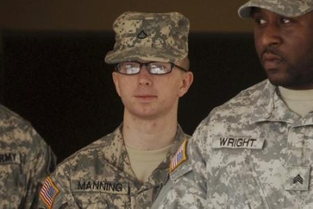 Manning moet voor krijgsraad om WikiLeaks