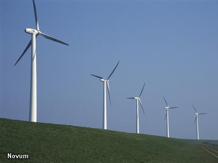 'Nederland haalt duurzame energiedoelen niet' (Foto: Novum)