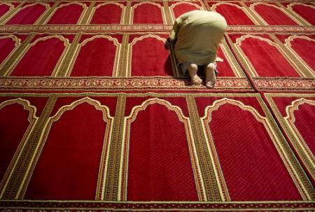 Gebedsruimte voor moslims op kazerne