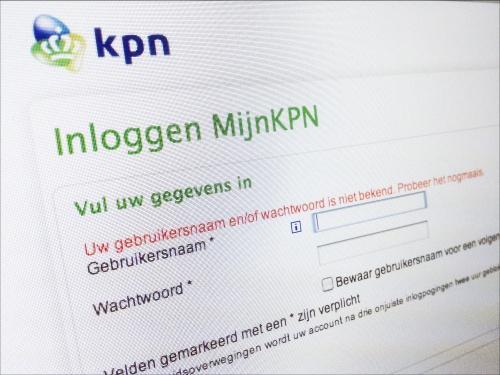 KPN-klanten kunnen weer e-mailen