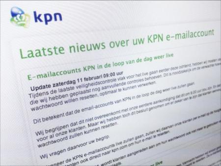 'Gelekte info niet van KPN'