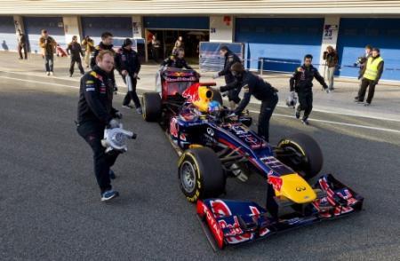 Vettel: werken aan de snelheid