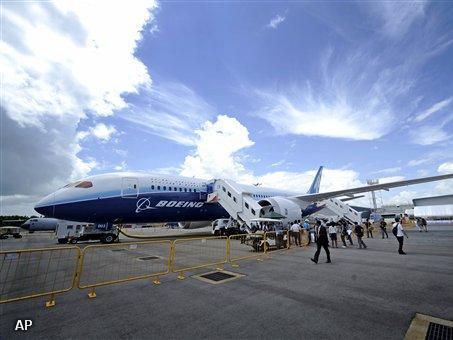 Grote Chinese order voor Boeing (Foto: Novum)