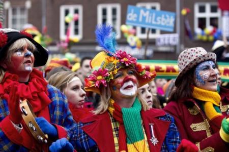 Carnaval barst officieel los