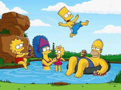 The Simpsons (Foto: Novum)