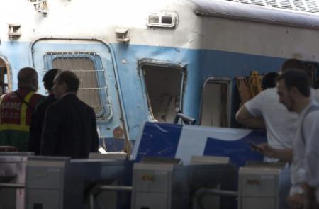 Dodental trein Buenos Aires loopt op naar 50