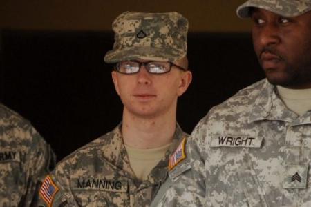 Manning aangeklaagd voor hulp aan vijand VS