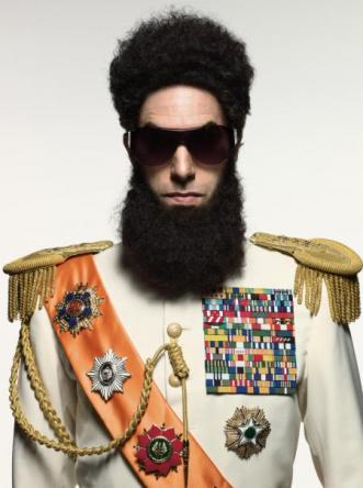 The Dictator Sacha Baron Cohen