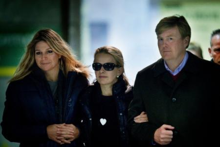 Gezin Willem-Alexander nog een week in Lech