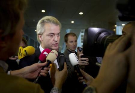 Wilders: kosten exit euro worden goedgemaakt