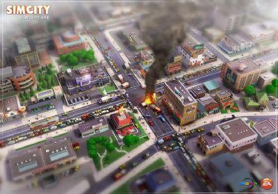 Simcity 5 laat gamers samenwerken (Novum)