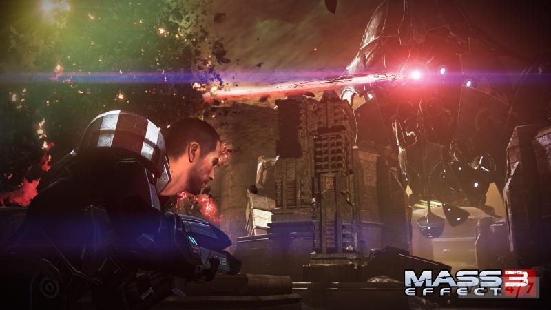 Mass Effect 3 - poster