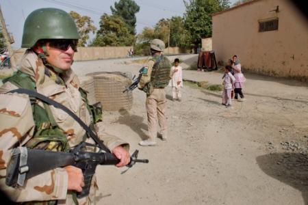 Nederlanders ook buiten Kunduz-stad actief